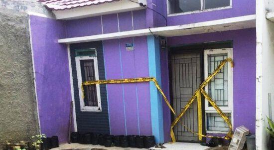 Rumah Teroris di Klari Karawang Digeladah Densus 88