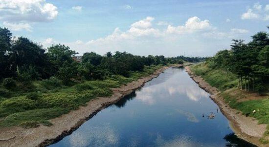 Sungai Citarum Kembali Menghitam, Berbau, Ikan-ikan Mati, Dinas Lingkungan: Hanya Tercemar Ringan